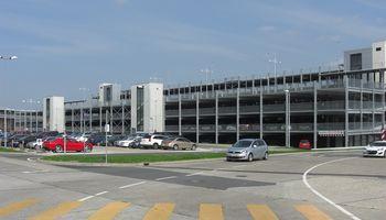Parkhaus des CIC