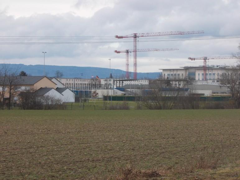 Baustelle CIC 2015