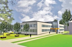 geplantes Information Processing Center