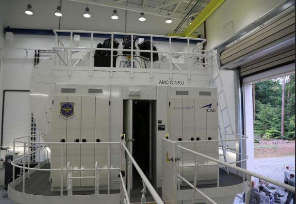C-130J Super Hercules Flight Simulator Facility