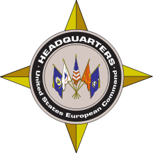 United States European Command USEUCOM oder EUCOM