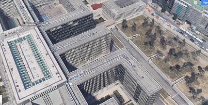 Hauptsitz des Bundesnachrichtendienstes, Berlin