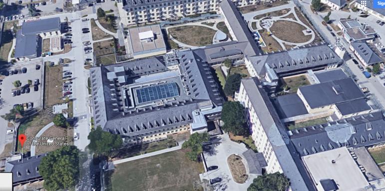 US-Generalkonsulat, Frankfurt