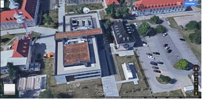 Processing Center, Wiesbaden
